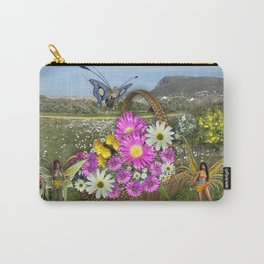 Spring basket gatherers Carry-All Pouch