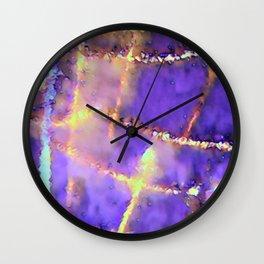 Galactic Firenet Wall Clock