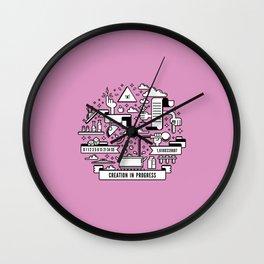 Creation in progress V2 Wall Clock