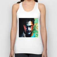 mad men Tank Tops featuring Mad Men by iamomnipotent