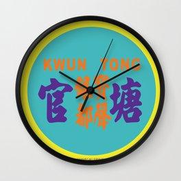 KWUN TONG Wall Clock