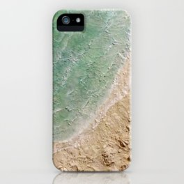 Wave Whispers iPhone Case