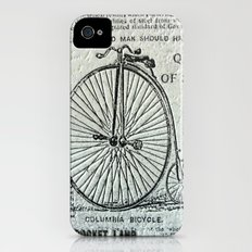 Old Times Slim Case iPhone (4, 4s)