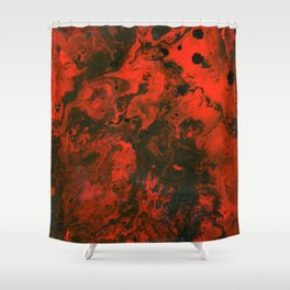HomoMorphism - the passion collection Shower Curtain