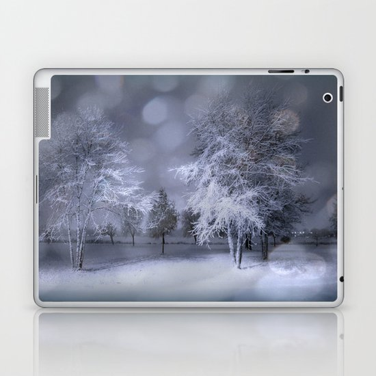 Thursday Winter's Night Laptop & iPad Skin