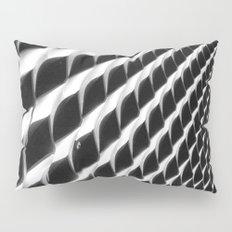 Waves of Iron Pillow Sham