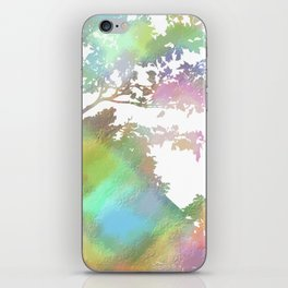 Up Over the Mountain iPhone Skin