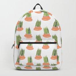 Lemongrass in Pots 3 Backpack