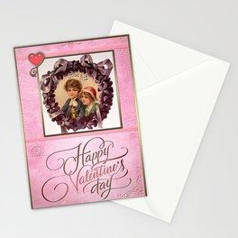 Valentine's Day Vintage Card 051 Stationery Cards