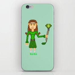 Clara Dolmen iPhone Skin