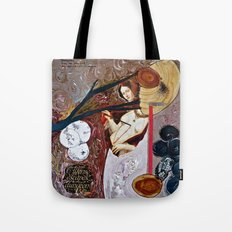 Deathgown Tote Bag