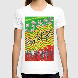 Rockers Movie Promo Shirt T-shirt