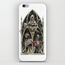 The Stygian Witches iPhone Skin