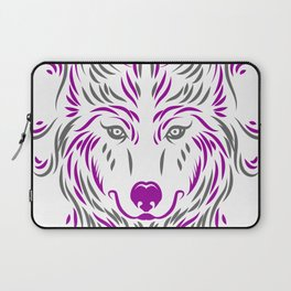 Art wolf Laptop Sleeve