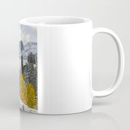 Sundial Mountain Peak Coffee Mug