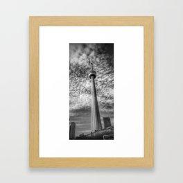Tower Views Framed Art Print