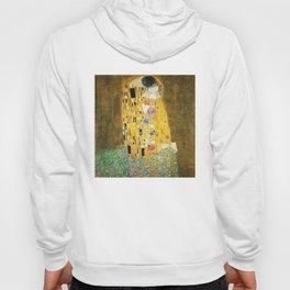 Gustav Klimt The Kiss Hoody