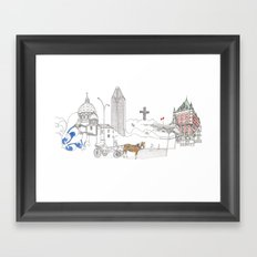 'CANADA' PART 9 OF 10* Framed Art Print