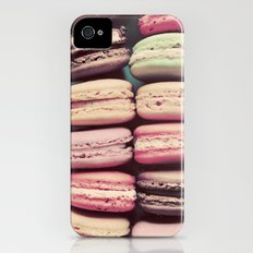 Macarons Slim Case iPhone (4, 4s)