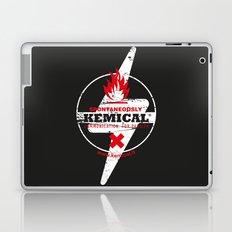 Spontaneously Kemical Laptop & iPad Skin