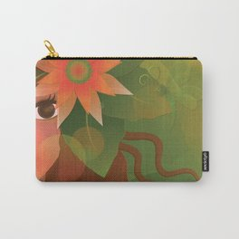 The Forest Girl Carry-All Pouch