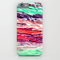 Wax #3 iPhone 6s Slim Case