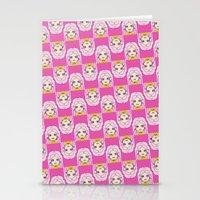 jem Stationery Cards featuring jem by guizmo04
