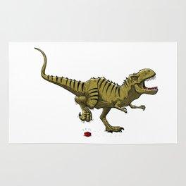 T-rex Rug