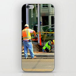 Give Or Take A Foot, Dig? iPhone Skin