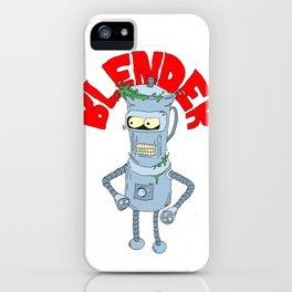 blender iPhone Case