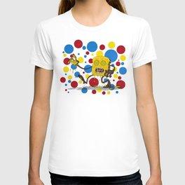 The Cheesetoast's Lament T-shirt