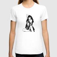 bondage T-shirts featuring Bondage by SeanAndOnAndOn