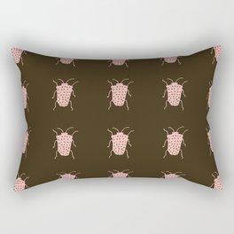 arthropod brown Rectangular Pillow