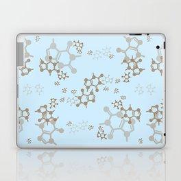 caffeine blues Laptop & iPad Skin