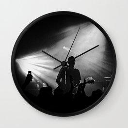 Lead Guitar Wall Clock