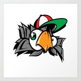 Kittyhawk Art Print