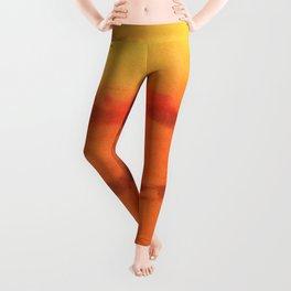 Colored by Tea Leggings