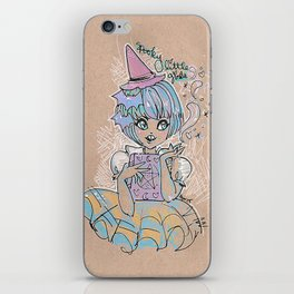 Spooky Little Cutie iPhone Skin