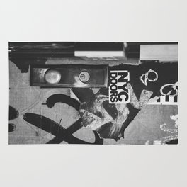 NYC Doors Rug
