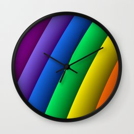 colors for your home -a- Wall Clock