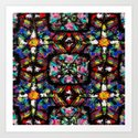 Ecuadorian Stained Glass 0760 by celestesheffey