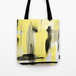 Spirit Abstract Tote Bag