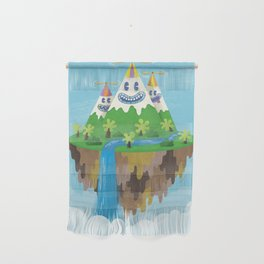 Flight of the Wild Wall Hanging