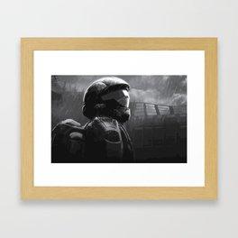 Halo 3 ODST Framed Art Print
