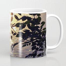 Holding the Sunshine Coffee Mug
