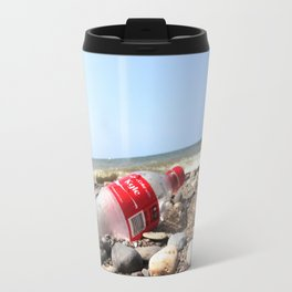 Just Don't Leave That Personalized Coke Bottle at the Scene of the Crime... Travel Mug