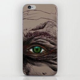 The purpose of life was not the maintenance of well-being iPhone Skin