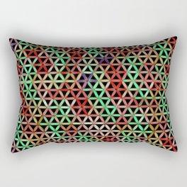 Flower Pattern01 Rectangular Pillow