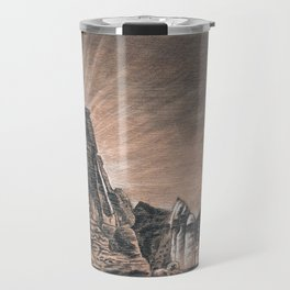 Utah #1 (Left) Travel Mug