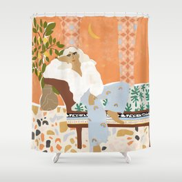 There is always Sunshine after Rain Shower Curtain